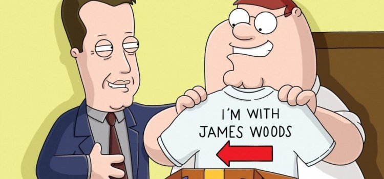 Can Fearless Conservative James Woods Make An Acting Come Back?