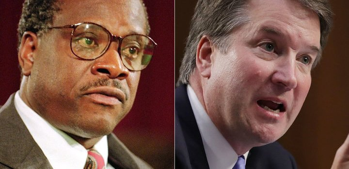 Kavanaugh And Thomas Could End Media Protection From Libel