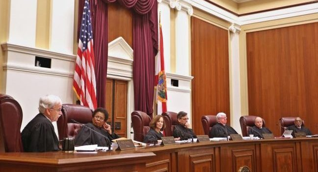 Once Again, Judges Insert Themselves Into Florida Political Campaign