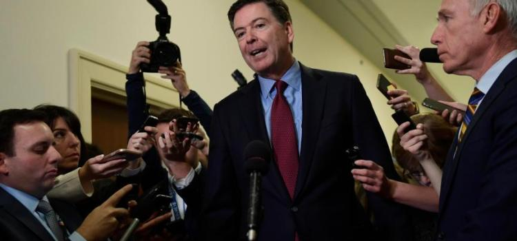One Indisputable Takeaway From Comey Performance: Thank God Trump Won