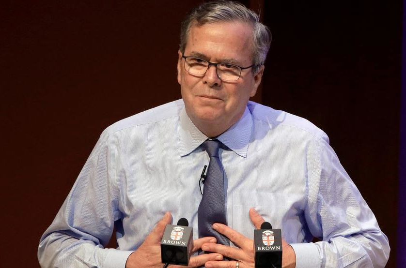 I Supported Jeb Bush, But I'm Finished With His Destructive Pettiness