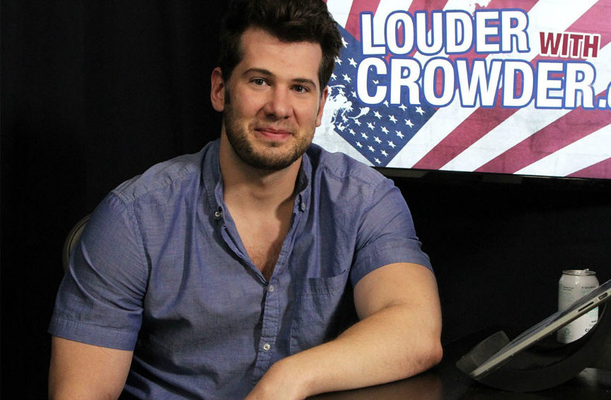 Social Media Comes Down On Conservatives Crowder, Beck, Rose