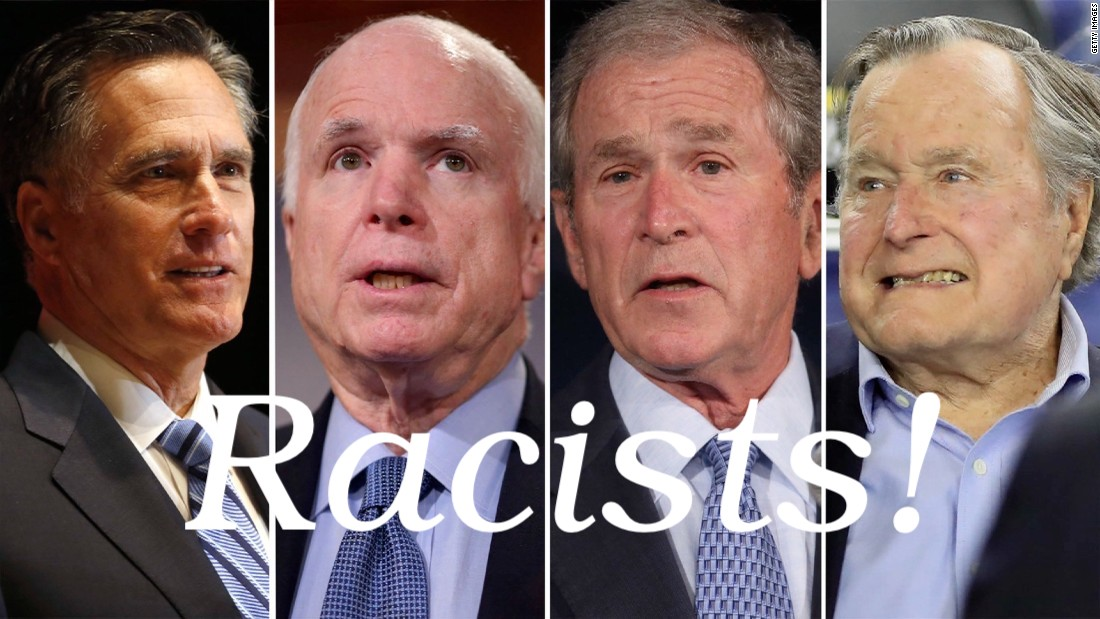 The Real Reason Republicans Shrug Off Every Cry Of Racism