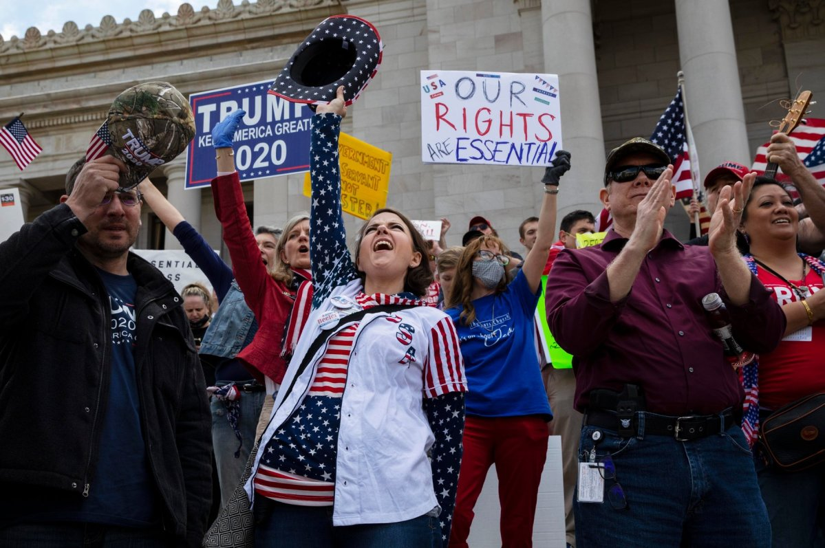 MSM Publishes: The Debate Over Liberties Matters