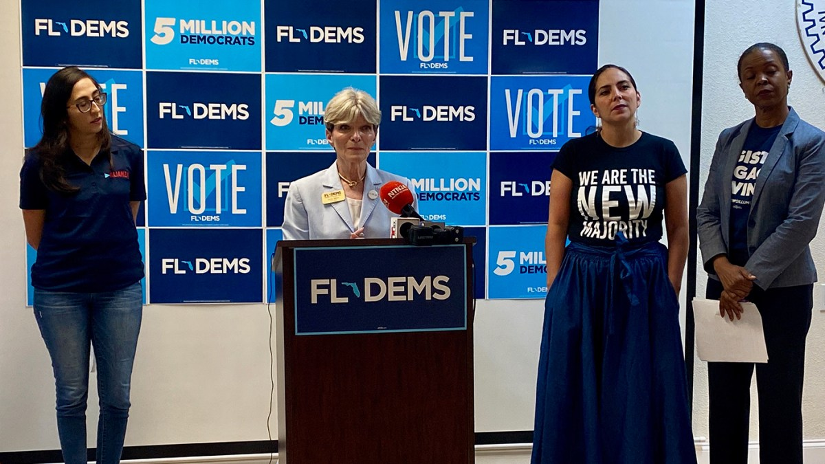 Florida Democratic Party Is In Meltdown Mode After Election Rout
