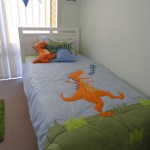 A Bedroom For A Dinosaur Loving Boy There Was A Crooked House