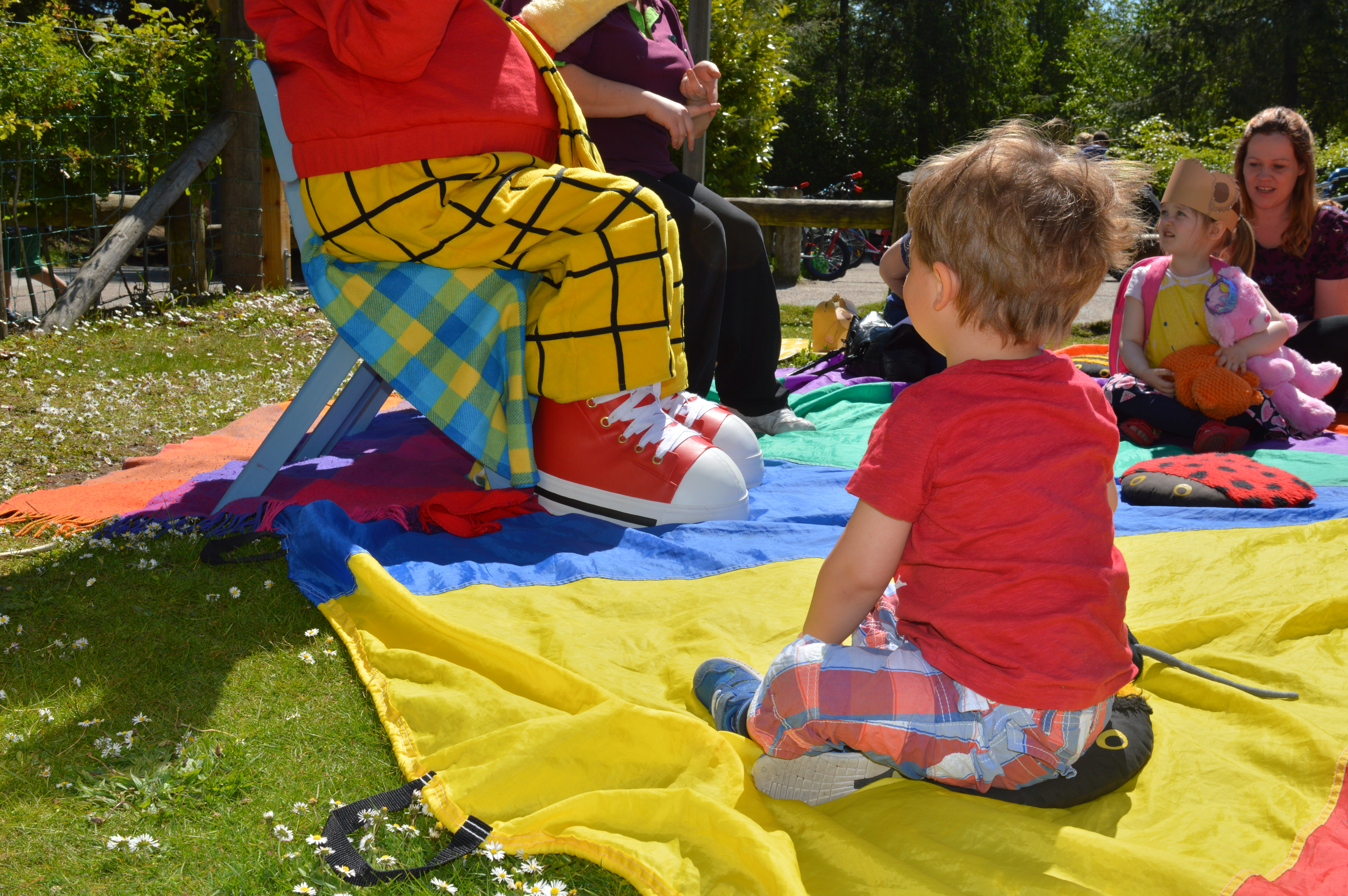 Travel 6 Outdoor Activities For Toddlers At Center Parcs Whinfell