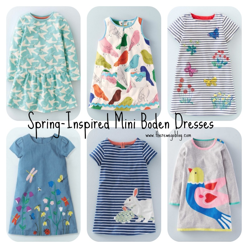 Boden Spring Dresses
