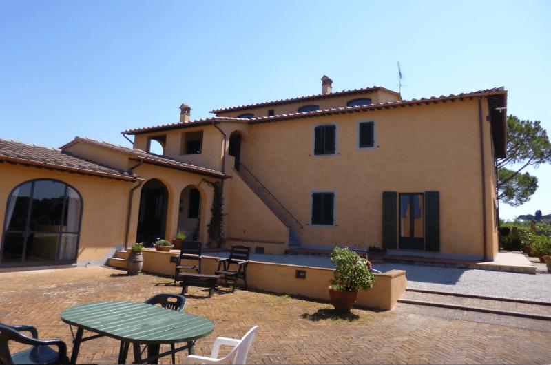 La Colombaia agriturismo Tuscany
