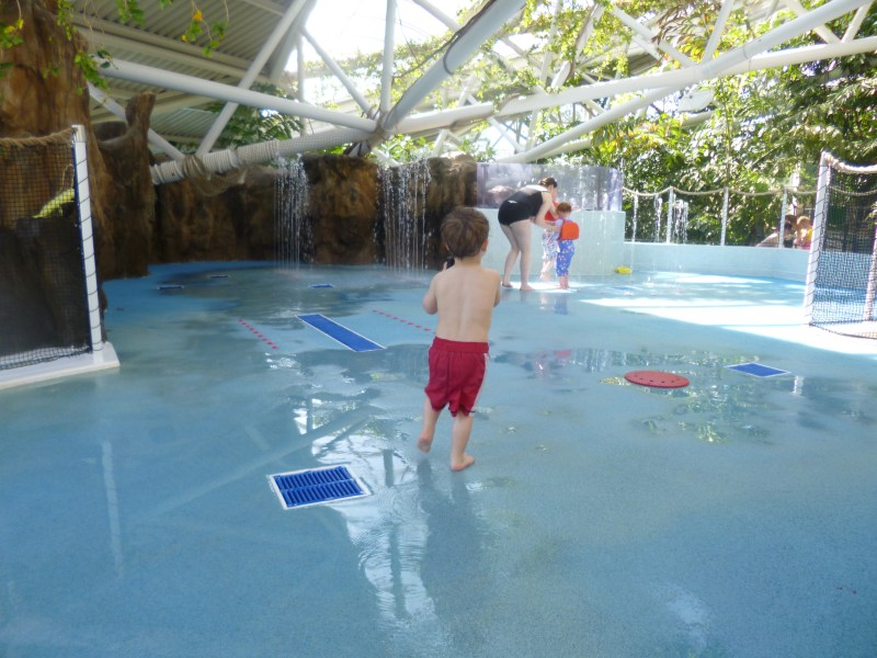 Whinfell splash area Center Parcs