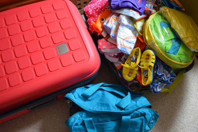What to pack in your Tripp Luggage Holiday 5 suitcases