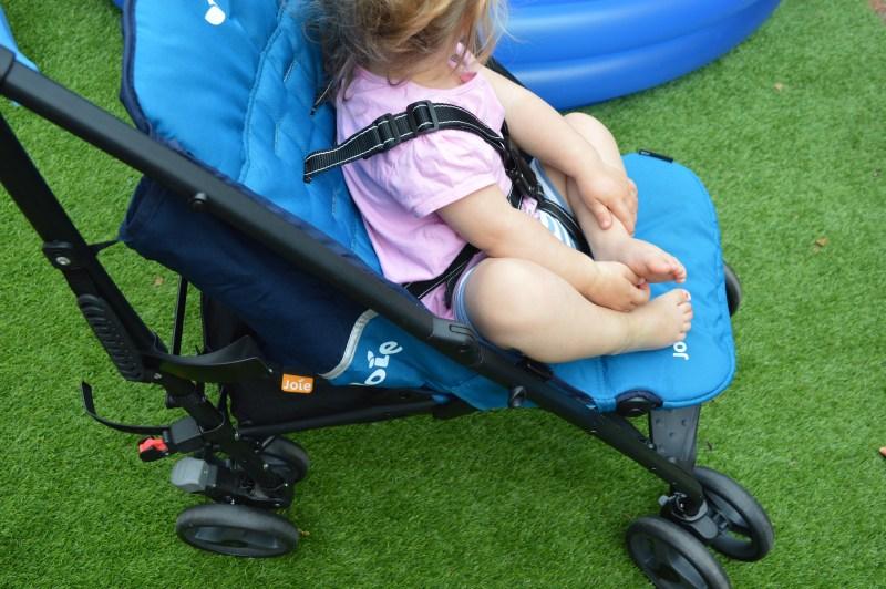 Joie Baby Nitro LX travel stroller