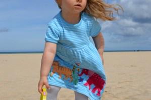 Travel: JoJo Maman Bebe meets Carbis Bay Beach, Cornwall