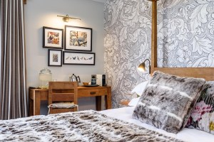 Travel: The George Inn, Maulden – 7 new bedrooms and a gin bar to boot