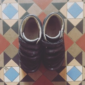 LIFE: Two Battered Shoes – a poem for the end of term