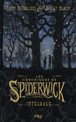 Les chroniques de Spiderwick intégrale