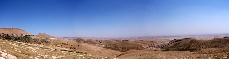View on the Mesopotamian plain, Mardin