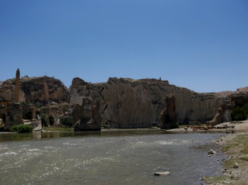 Soon to be flooded Hasankeyf