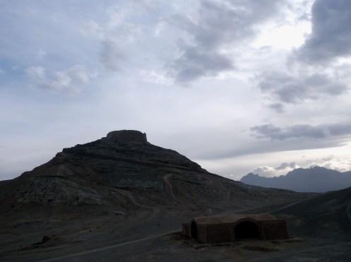 Tower of silence, Dakmeh, Yazd