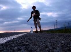 Hitchhiking to Ardahan