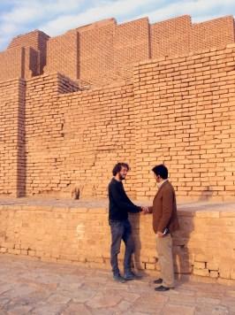 The Ziggurat deal, Choga Zanbil