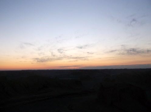 Sunrise, Kaluts