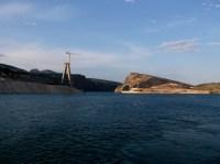 Feriböt over the Euphrates