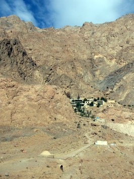 Zoro-astrian pilgrimage site of Chakchak