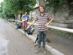 Leaving Dilijan (picture by JC)