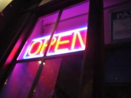 *C'mon in ! The Rhino is Open 15/7