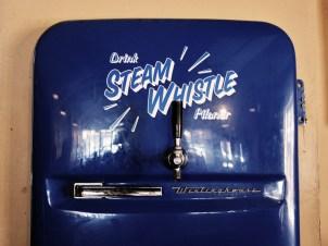 *Drink Steamwhistle !