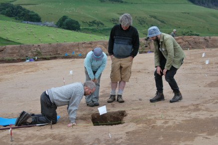 a four archaeologist feature