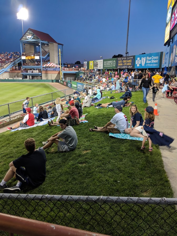 pawsox stands