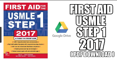 First aid USMLE step 1 2017 PDF