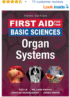 First Aid for the Basic Sciences: Organ systems, Third Edition (First Aid Series) 3rd Edition, Kindle Edition PDF