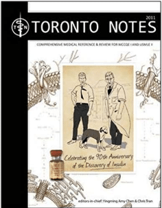 Toronto Notes Canadian ed Edition PDF