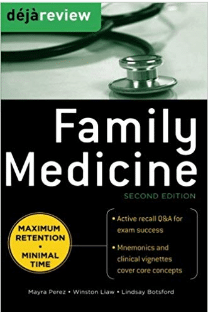 Deja review family medicine, 2nd edition pdf
