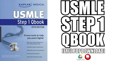 Kaplan Medical USMLE Step 1 Qbook (Kaplan USMLE) 5th Edition PDF