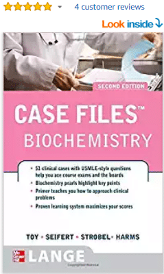 Case Files: Biochemistry 2nd Edition 2nd Edition PDF