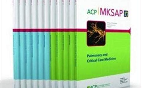 MKSAP (R) 17 print box set 17th edition PDF