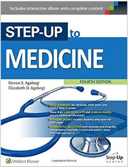 Step-up to USMLE step 2 CK fourth edition pdf
