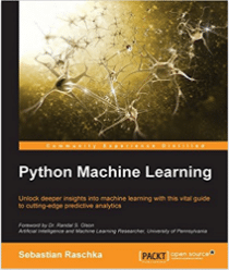 Python machine learning Sebastian raschka pdf