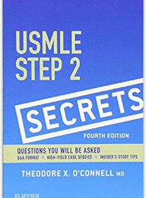 USMLE Step 2 Secrets PDF