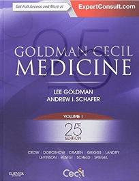 Goldman Cecil medicine 25th edition pdf