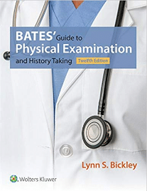 Bates guide to physical examination and history taking 12th edition pdf