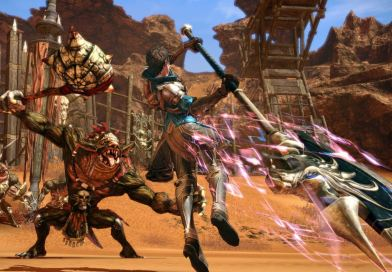 TERA Combat Tale of Justice, Injustice, and Tiny Tales of Woe