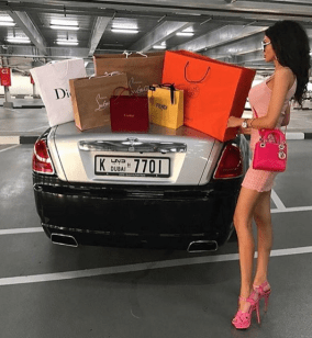 Shopping with The Rich Kids of Dubai