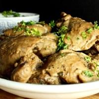 Lola's Chicken Adobo