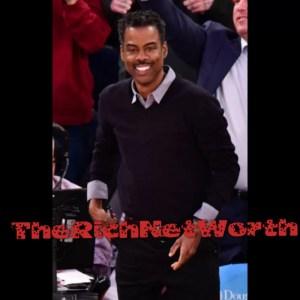 Chris Rock Net Worth 2020