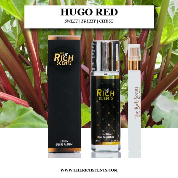 Review Minyak Wangi Hugo Red